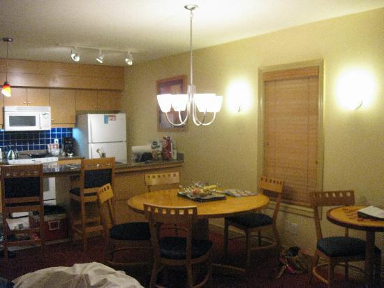 Carriage Ridge Resort: Dining area