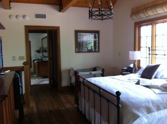 Primland: Sparrow East bedroom