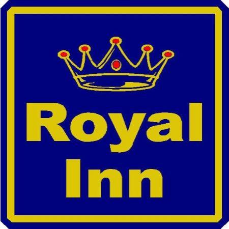 Royal Inn: Sign