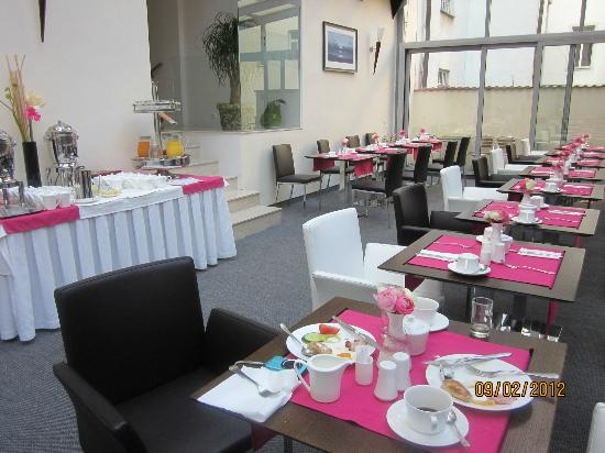 Design Merrion Hotel: Breakfast Room