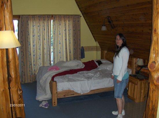 Hosteria Rihue: Habitación