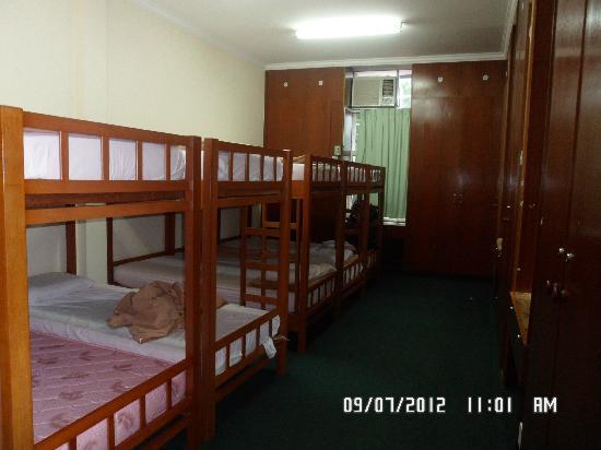 Pusat Belia Youth Hostel: Room # 3.