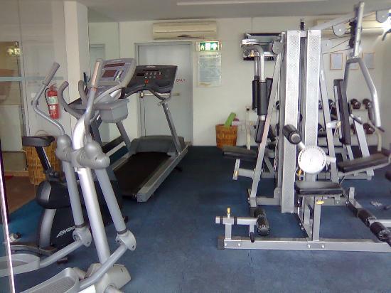 Citadines Sukhumvit 23 Bangkok: Gym