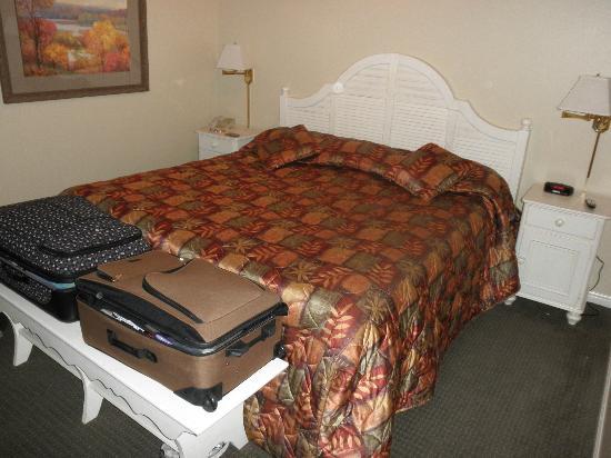 بارك ريجينسي ريزورت: Master Bedroom