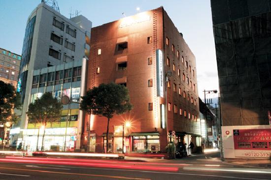 โรงแรมแอเรียวัน คาโกชิม่า