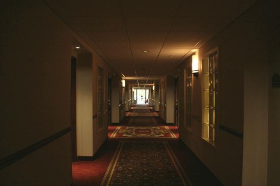 La Quinta Inn & Suites Madison American Center: Hallway in the suite area