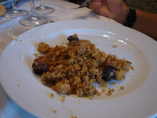 Hotel Restaurante Dulcinea de El Toboso: Migas