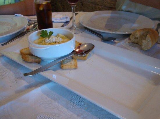Hotel Restaurante Dulcinea de El Toboso: Ajoarriero
