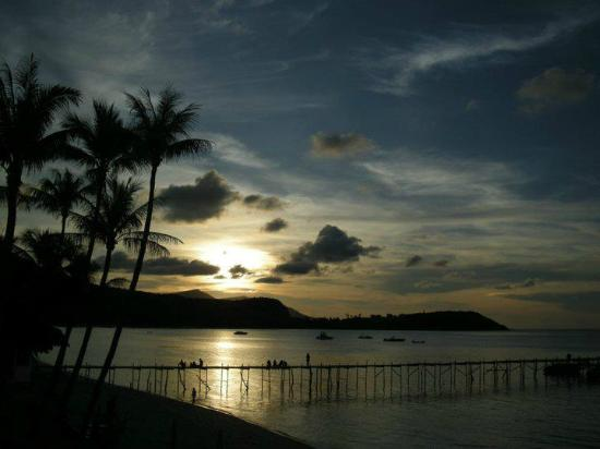 Samui Pier Resort: View from the room
