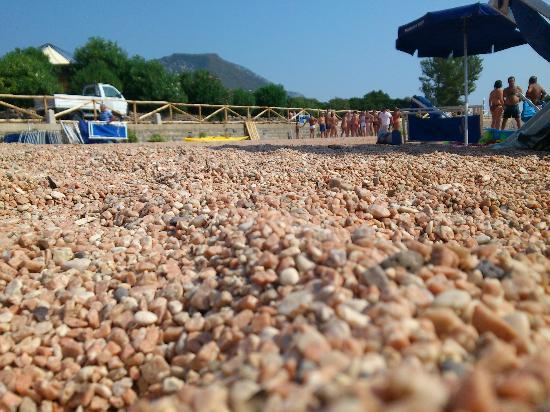 Palmasera Village Resort : Spiaggia