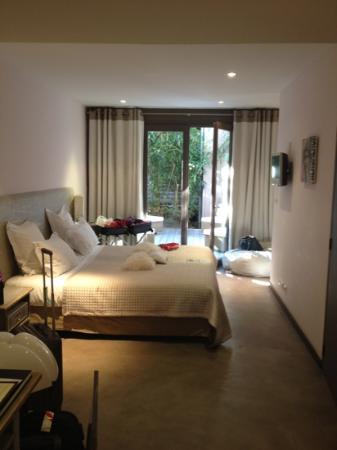 Hotel Cote Sable: chambre