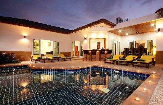 Tamarind Villas Phuket: Villa