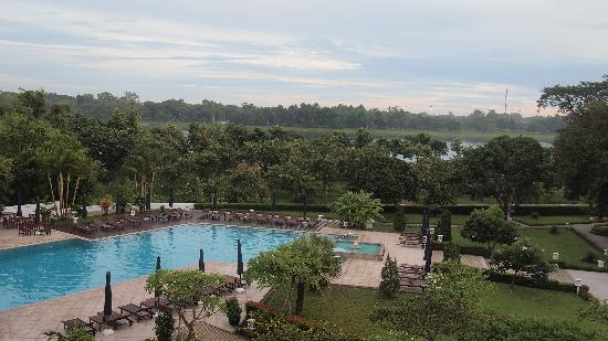 La Residence Hue Hotel & Spa - MGallery by Sofitel: View from my room