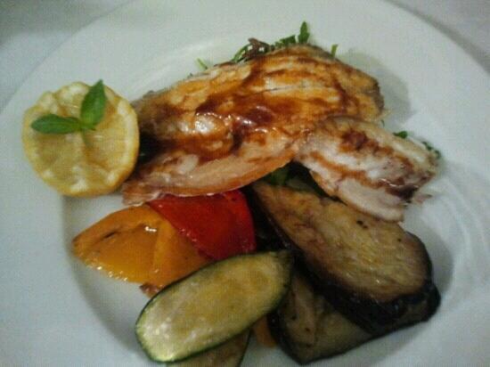 90Novanta: ottimo filetto di pesce