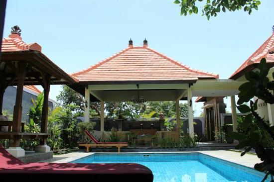 Dura Villas Bali: Guest area