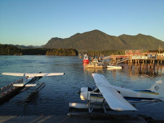 Tofino Motel HarbourView: Tofino Harbour