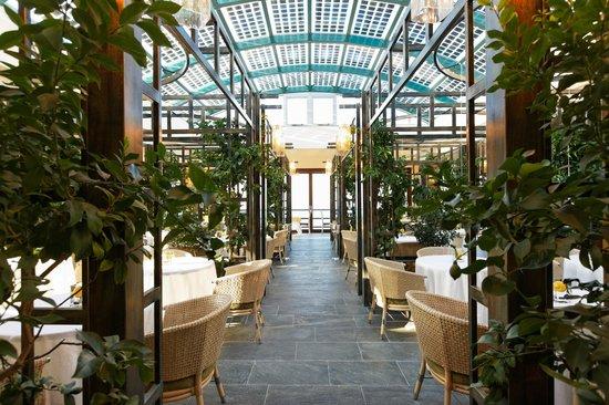 La Grande Limonaia al Lefay Resort & Spa: La Grande Limonaia