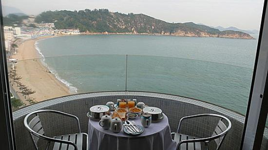 Warwick Hotel Cheung Chau: The breakfast I have mentioned