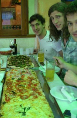 Pizzeria l'Universita