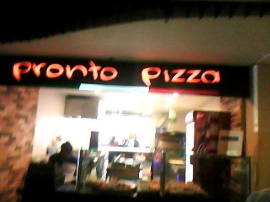 Pronto Pizza Bali 0361 3007020