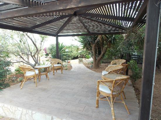 Villa delle Rose : Gazebo