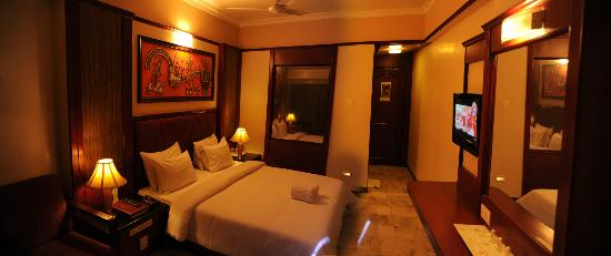 Madurai Residency: Room