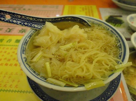 Mak's Noodle Ltd: wan ton mee