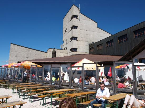 Bergrestaurant Kaiserburg: esterno