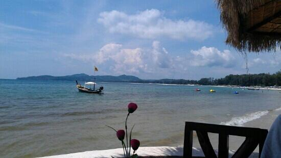 Andaman Bangtao Bay Resort: another beautiful day