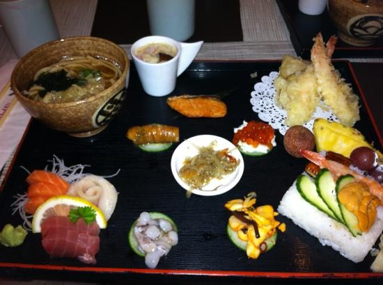 Shiki: Kaiseki lunch