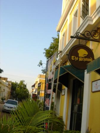 The Richmond, Puducherry : The lovely Richmond, Pondicherry