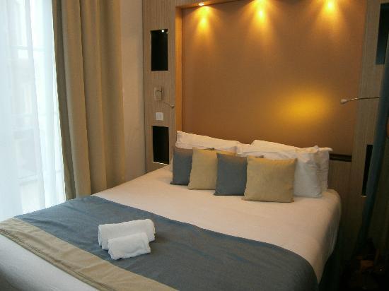 Hotel Castel Victoria : La chambre Cosy