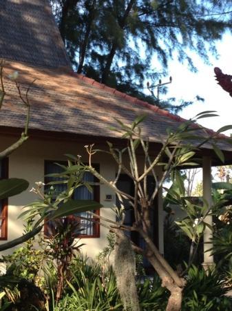 Villa Almarik Resort Lombok: camera standard