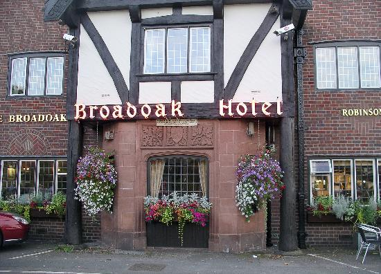 Ashton-under-Lyne, UK: Broadoak Hotel