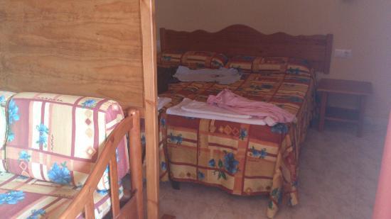 Apartamentos Cabo Baños: habitacion