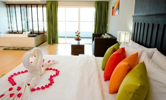 Casa Del M, Patong Beach: M Honeymoon Room