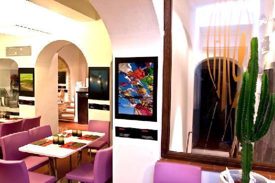Colle di Val d'Elsa, Italia: ristorante CHICCO