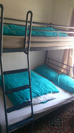 Crooked Retreat : triple sleeper 5 beded room