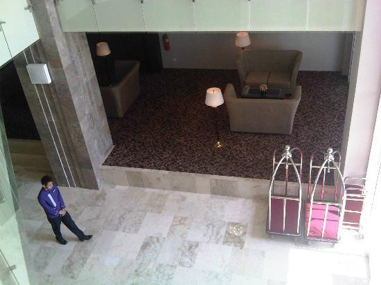 Gino Feruci Braga Hotel: Lobby