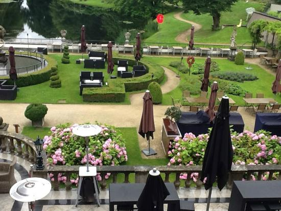 Landgoed Duin & Kruidberg: the grounds