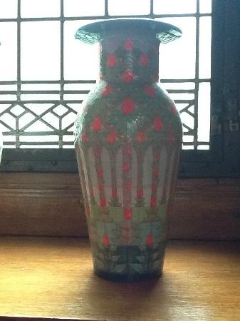 Landgoed Duin & Kruidberg: one of the beautiful vases