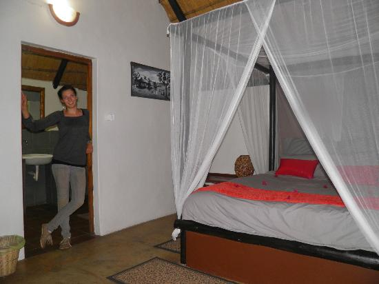 WE Bushcamp & Horse Safaris : Our Room