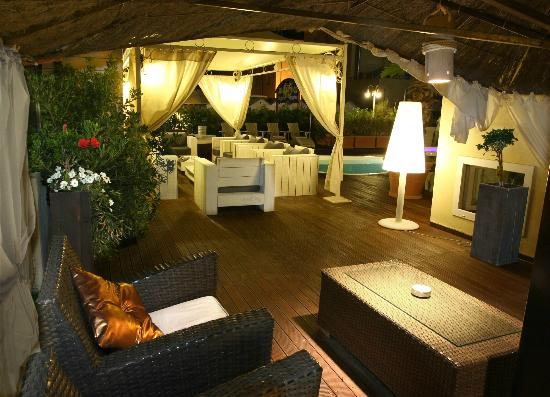 Hotel Daniel's: Relax a Bordo Piscina