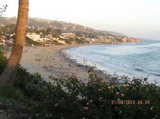 The Inn At Laguna Beach: La vista dalla nostra camera