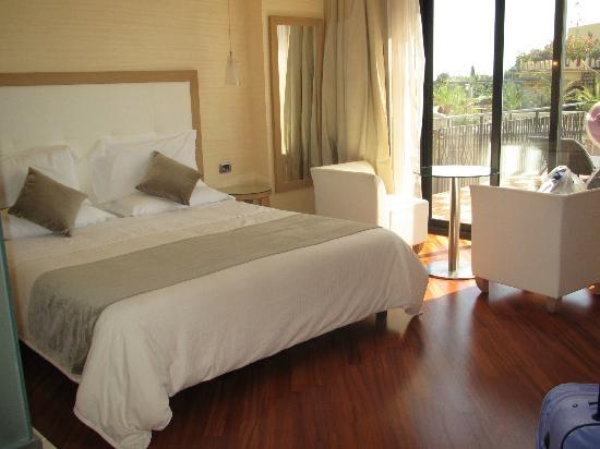 Villa Esperia: suite