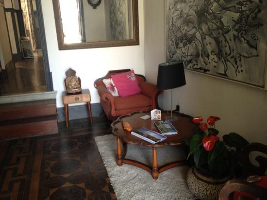 Casalegre Art Vila B&B - Santa Teresa: Eingang