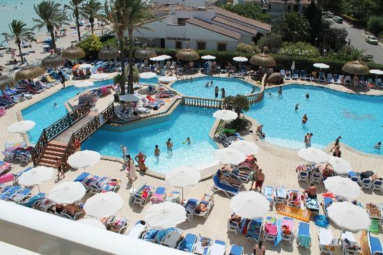 Condesa De La Bahia Hotel Website