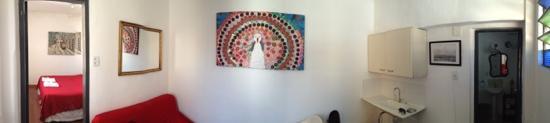 Casalegre Art Vila B&B - Santa Teresa: eines der Zimmer