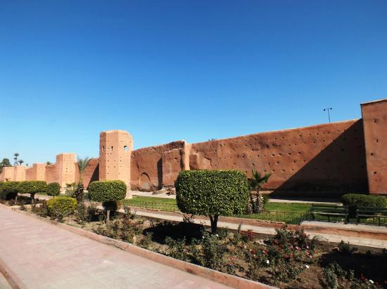 Marrakech Ramparts: R3