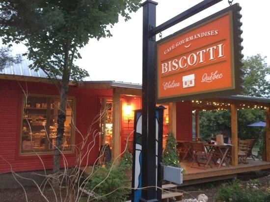 Biscotti & Cie : Café Biscotti